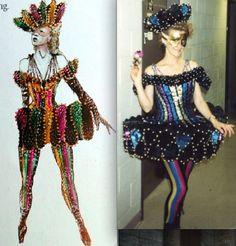 "Phantom of the Opera, ""Bonbon Girl"" costume, (Maria Bjornson)"