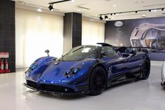 Bingo Sports Japan has finally uncovered the new Pagani Zonda Kiryu which will make its public debut at Fuji Speedway next month. See photos here.