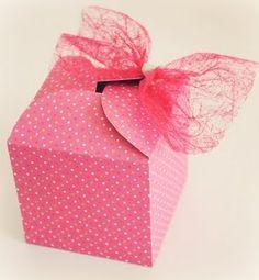 Fácil y Sencillo: DIY - Paper Gift Boxes / Cajas Regalo de Papel - 1