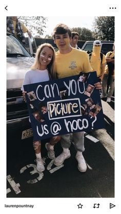vsco-laurenpountnay - New Ideas vsco-laurenpountnay - Neue Ideen vsco-laurenpountnay vsco-laurenpountnay Cute Homecoming Proposals, Formal Proposals, Homecoming Posters, Homecoming Ideas, Best Prom Proposals, Homecoming Signs, High School Musical, Creative Prom Proposal Ideas, Cute Promposals