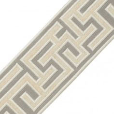 greek fret border for pillows, bedding, window treatments!