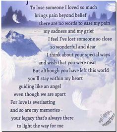 Deceased Birthday Remembrance for Husband | Birthday Poems For Deceased