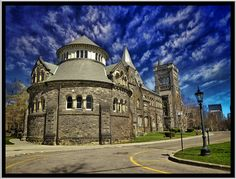Toronto Ontario ~ Canada ~ University College ~ University of Toronto Campus Canada is a North American country extending from��_