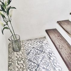 Tile love  #rustic #tile #tileaddiction be mine! #reclaimedtimber #lilycreekfarm by sarahjt_