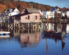 USLHS Tour Photo Honorable Mention, Tom Mowen, Maine Tour, Boothbay Harbor ME.jpg (700×556)