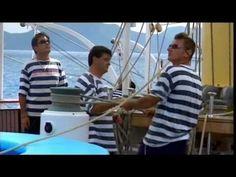 Segelkreuzfahrt - Urlaub unter vollen Segeln / Sailing cruise - holiday under full sail