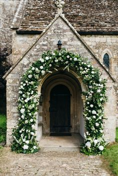 Florals by Foxy Buds for a beautiful English wedding near Bath, image credit Simon Biffen Photography church wedding Clare and James's fabulously floral wedding at Homewood Park, with Simon Biffen Photography Church Wedding Decorations Aisle, Church Wedding Flowers, Rustic Church Wedding, Church Weddings, Wedding Church Aisle, Wedding Sunflowers, Arch Wedding, Wedding Mehndi, White Weddings