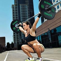 CrossFit | Camille