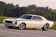 Here is a pictorial featuring some of the coolest 1967 Camaro's from the Chevy High Performance archive. Happy 50th anniversary Camaro!