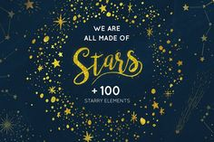 Made Of Stars ★ Stellar assets pack