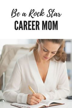 Career Mom advice on Time Management Advice for the Working mom.  Motherhood can be difficult for a working mom, take charge and be a rockstar with these Tips, Hacks and Advice.  Successful working mama is possible!