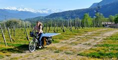 1sun4all - Pauline to ride solar bicycle 9000 km France-to-Kazakhstan