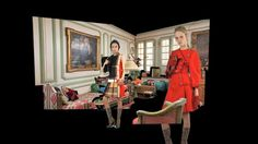 Prada LookBook, PaperCut, Foto, Animation, Video… sehr cool