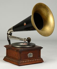 Learn More About Berliner Gramophone Type GT Available At Cottone Auctions