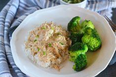 Slow Cooker Chicken and Gravy Chicken N Gravy Recipe, Cream Of Chicken Soup, Chicken Seasoning, Chicken Recipes, Gravy Packet, Creamed Rice, Crockpot Recipes, Cooking Recipes, Slow Cooker Chicken