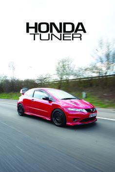 My fn2 in Honda Tuner magazine!