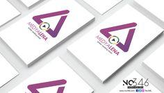 Medya Lena Logo Tasarımı – No346 creative media office