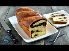 Cozonac fara framantare (CC Eng Sub Soon! Romanian Desserts, Romanian Food, Pie Recipes, Cookie Recipes, Dessert Recipes, How To Make Bread, Food To Make, Diabetic Pie Recipe, Good Food