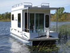 trailerable houseboats - Google Search