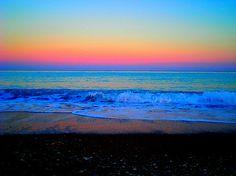 Rainbow Sunset, Hawaii