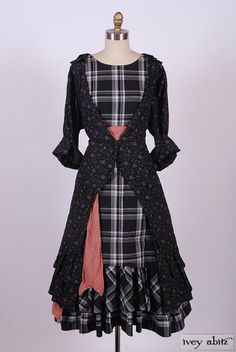 Limited Edition 2014 Look No. 15   Vintage Inspired Women's Clothing - Ivey Abitz