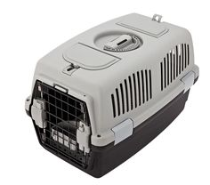 JYG Two-Door Top-Load Pet Kennel Travel Vet Visit Pet Carrier *** Read more at the image link. (This is an affiliate link and I receive a commission for the sales)