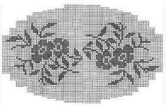 Risultati immagini per dantel Filet Crochet, Crochet Doilies, Elsa, Crafts, Necklaces, Curtains, Flowers, Towels, Colors