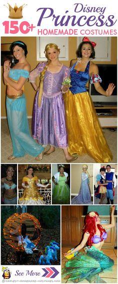 diy disney princess costumes coolest halloween costume contest - Disney Princess Halloween Costumes Diy