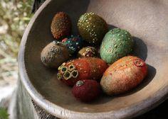 a bowl of stones by lilfishstudios, via Flickr