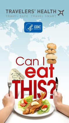 CDC, Can I Eat This? by Centers For Disease Control and Prevention