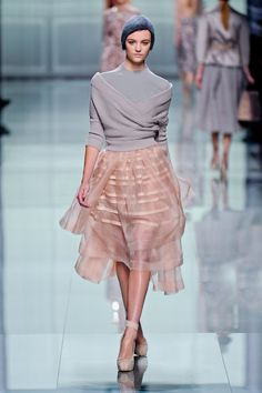love the skirt- not crazy about the top, maybe with pants