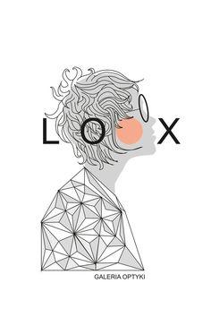 work for loox galeria optyki by on DeviantArt Deviantart