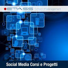 Corsi e progetti sui Social Media - per l'uso professionale dei principali social network  by ETAss Formazione e sviluppo delle risorse umane via Slideshare