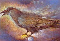 Susan Seddon Boulet raven