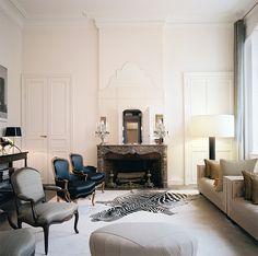 Habitually Chic®: Lovely in Lonny - Hotel du Marc