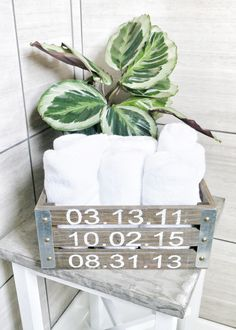 Personalized Towel C