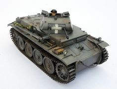 TRACK-LINK / Gallery / Panzer II Ausf.D