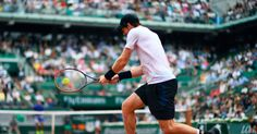 Andy Murray Gets Past Juan Martín del Potro at the French Open