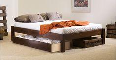 Light Platform Bed