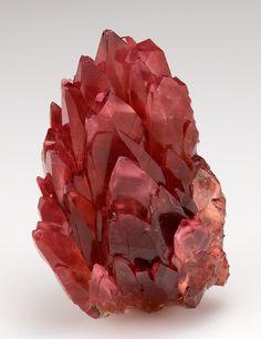 Rhodochrosite - N'Chwaning Mines, Kuruman, Northern Cape Province, South Africa