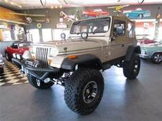 1994 lifted jeep yj wrangler - Bing Images