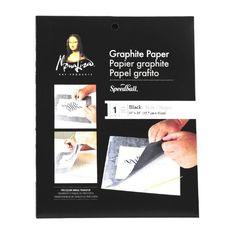 Speedball Mona Lisa 18-Inch-by-24-Inch Jumbo Graphite Pap...