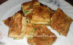Resep Membuat Martabak Telur Daging Ayam