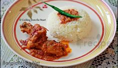Murgi Chingrir Jugolbondi / Chicken with Prawn Paste Recipe & Image: Cooking From The Heart Ingredients: Chicken (I used Curry Cut pieces): 750-800gms.