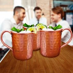 Copper Cups, Copper Moscow Mule Mugs, Moscow Mule Cups, Coffee Delivery, Tableware, Dinnerware, Tablewares, Dishes, Place Settings