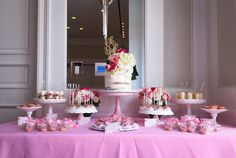 Oh Baby! Baby Shower Dessert Table #SweetEsBakeShop #BabyShower