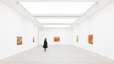 F In London - Saatchi Gallery - Visiting Saatchi Gallery in London