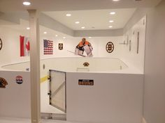 D1 Photo Gallery – Basement Rink