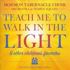 Mormon Tabernacle Choir - Teach Me to Walk in The Light, Blue
