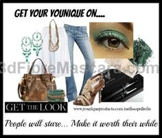 Another great look you can easily achieve with #Younique eye pigments #dignified & #curious... LOVE IT #younique #makeup #eye shadow #black #mineralmakeup #makeup #younique #directsales #financialfreedom www.youniqueprodu... www.facebook.com/...